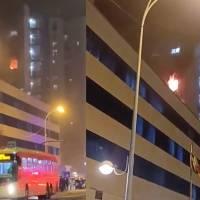 Paciente covid provoca incendio en hospital de España luego de no ser dado de alta