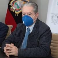 Rectores de universidades fueron invitados por el ministro Juan Carlos Zevallos al proceso de vacunación contra la covid-19