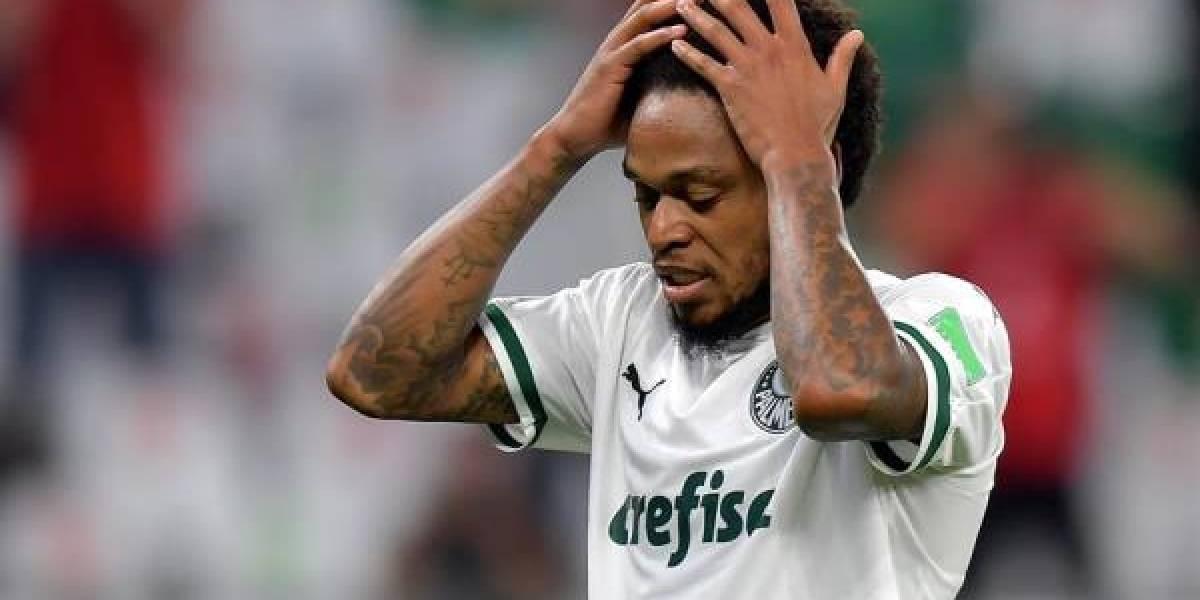 ¡Desastre! Palmeiras no anotó ni un solo gol en el Mundial de Clubes