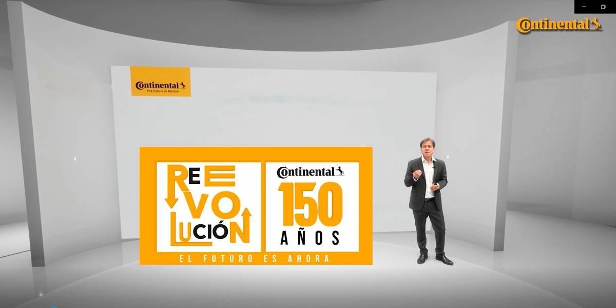 Continental desarrolló convención virtual para la Región Andina