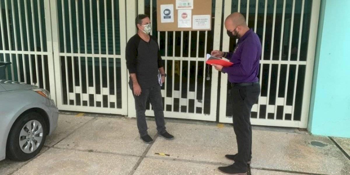 Alcalde de Humacao anuncia inspecciones a escuelas que sirven como refugio