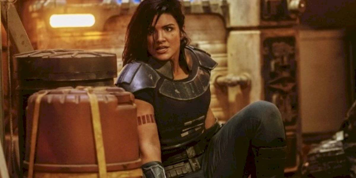 "Despiden a Gina Carano de ""The Mandalorian"" tras un 'post'"