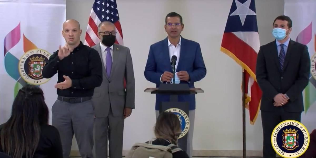 Para el gobernador no hay problemas en proceso de vacunación pese a quejas de alcaldes