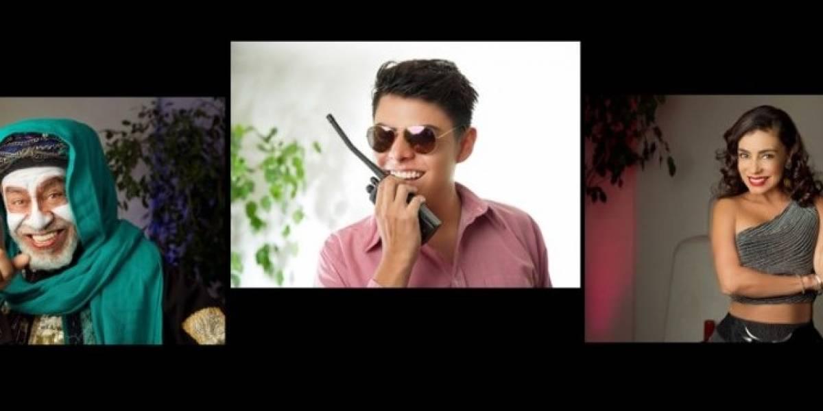'Con cierto humor' el show que reúne a 'El Miche', Monserrath Astudillo y Kike Jav