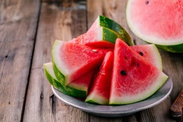 Sandía frutas