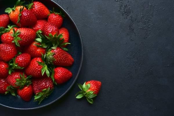 frutillas frutas
