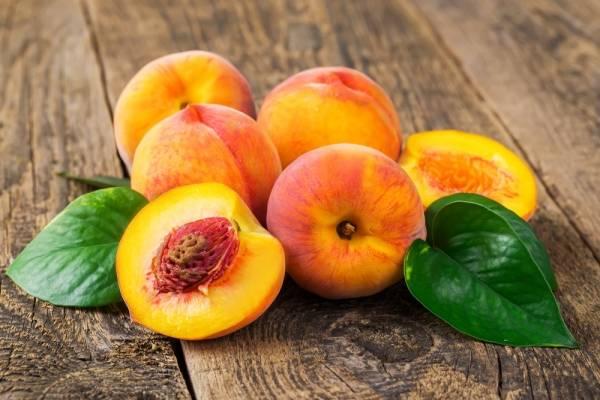 Durazno frutas