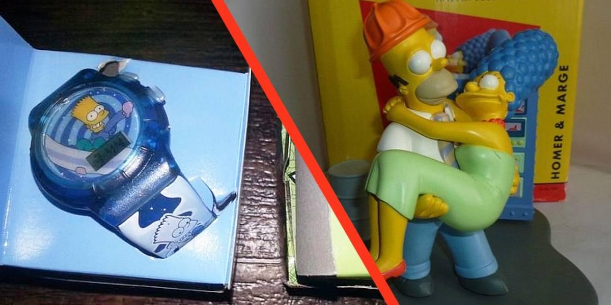 Los Simpson: estos son los 5 coleccionables más caros y raros de todos