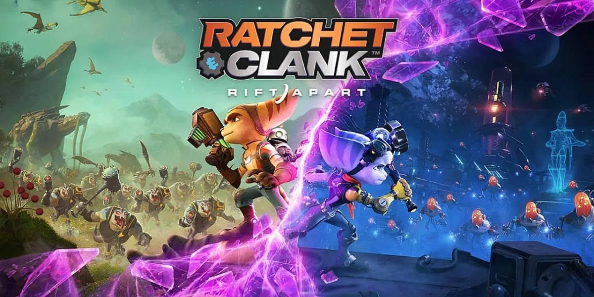 Ratchet & Clank: Rift Apart ya cuenta con fecha de lanzamiento para PS5