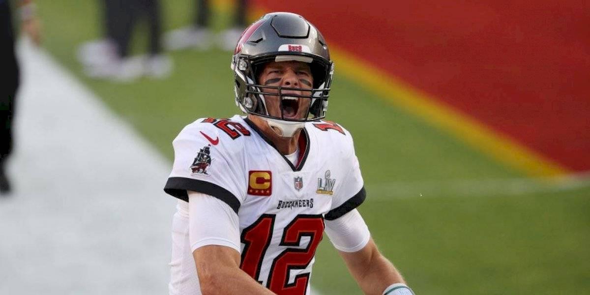 Tom Brady será operado de la rodilla tras conquistar Super Bowl LV