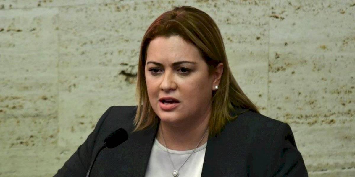 Presidente del Senado piensa Secretaria DE no tiene hoy votos para ser confirmada