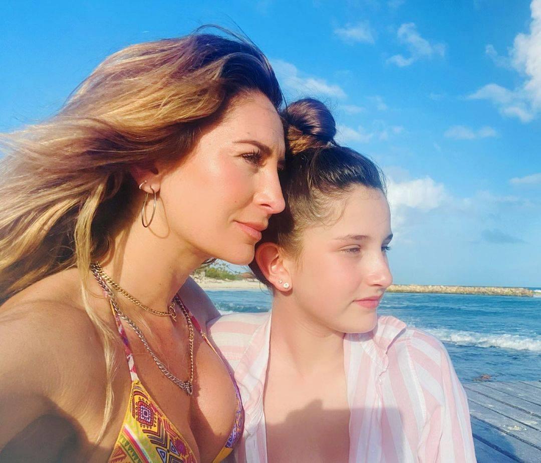 Geraldine Bazán hija Elissa debuta en Netflix