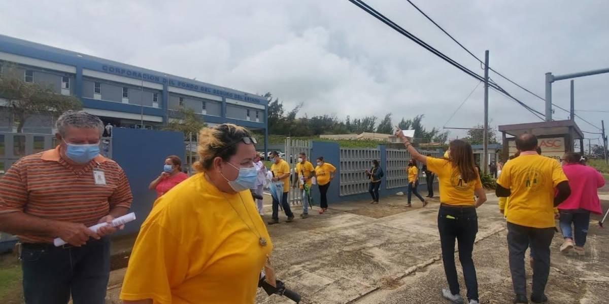 Denuncian represalias contra empleados del Fondo en Arecibo por exponer situación de ratas muertas