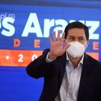 """Candidato Andrés Arauz: """"Ya basta de juego sucio"""""""
