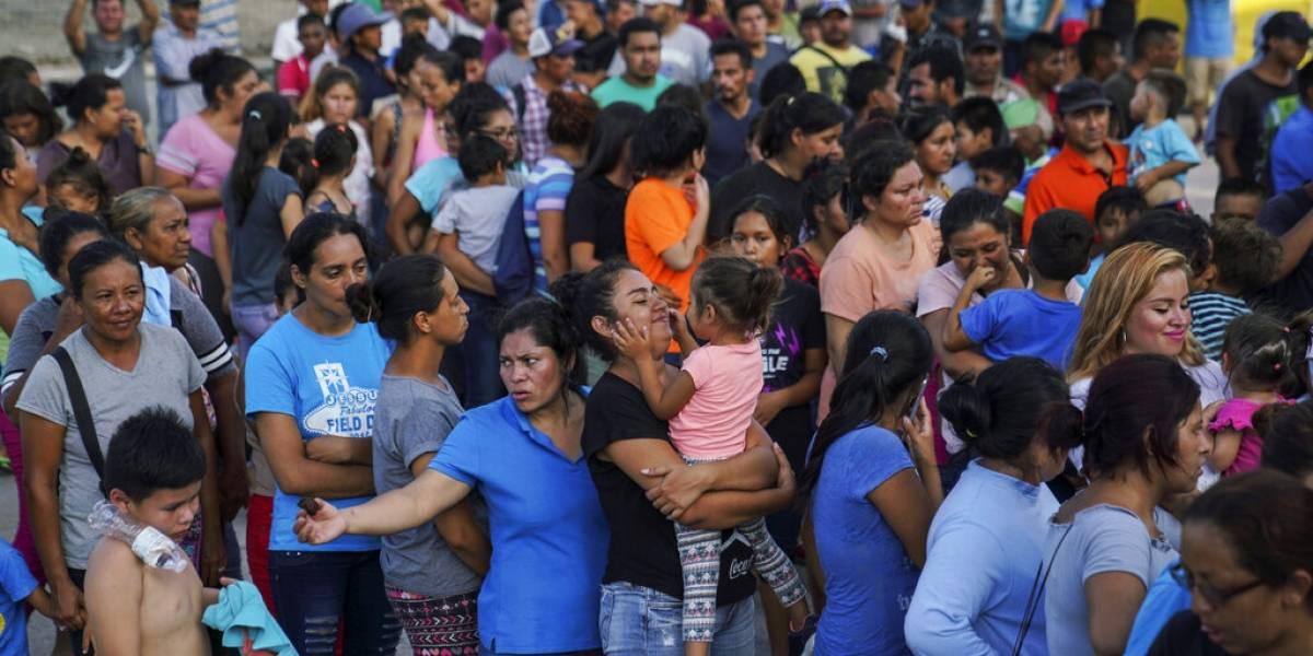 Estados Unidos recibirá a solicitantes de asilo que esperan en México
