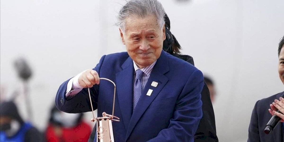 Renuncia jefe de comité organizador Tokio 2020 tras polémica