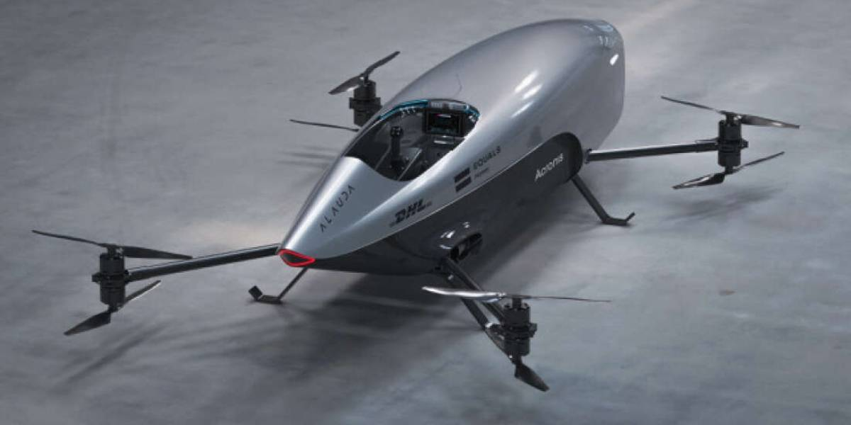 2021: corrida de carros voadores começará a ser realizada ainda este ano