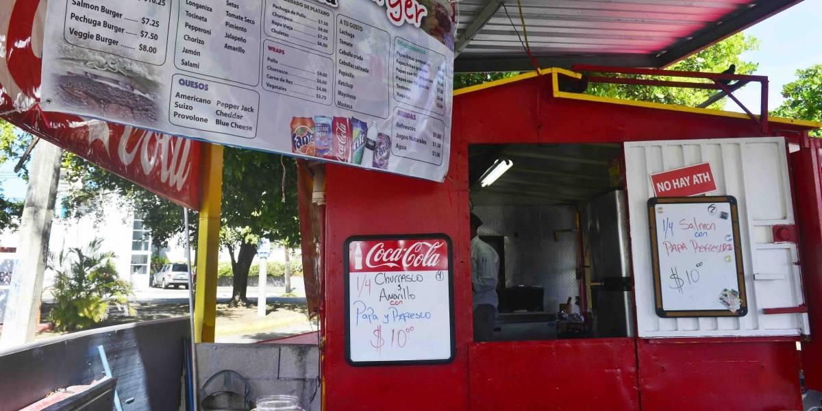 Dueños de Food Trucks denuncian los dejaron fuera del estímulo criollo para pequeños comerciantes