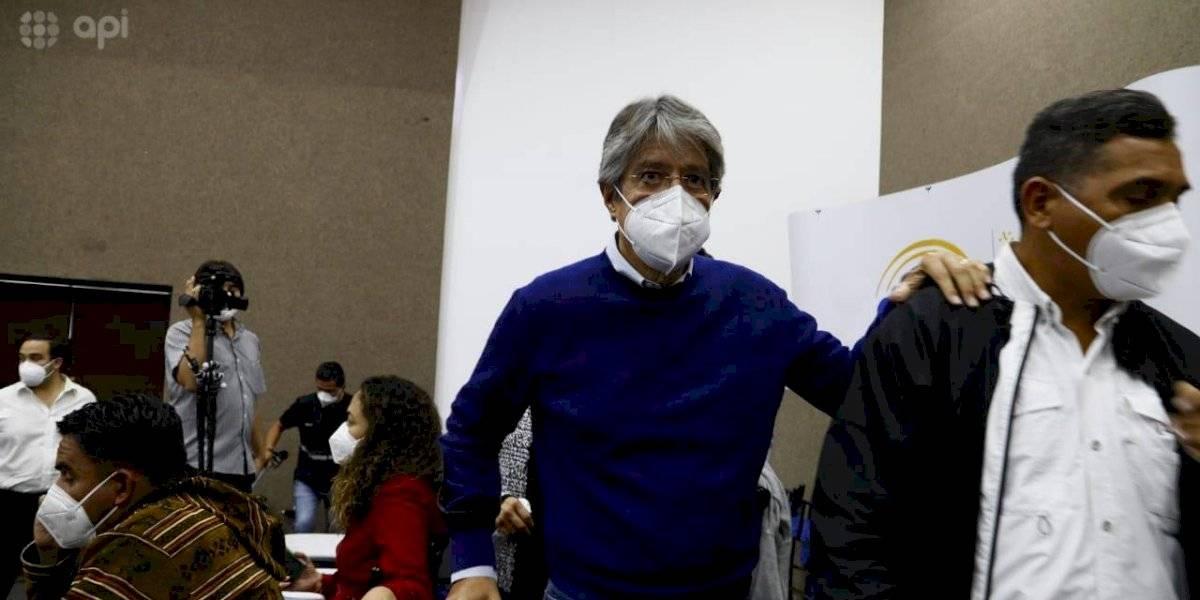 Guillermo Lasso empezará de manera inmediata la campaña para la segunda vuelta