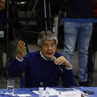 Guillermo Lasso envió una carta a Diana Atamaint por el proceso de reconteo de votos