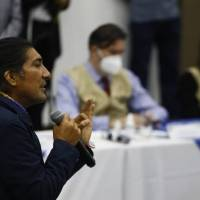Corte Constitucional no admitió demanda de Yaku Pérez de suspender el escrutinio