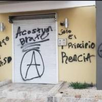 Arrestan responsable de vandalizar comité de Miguel Romero en San Juan