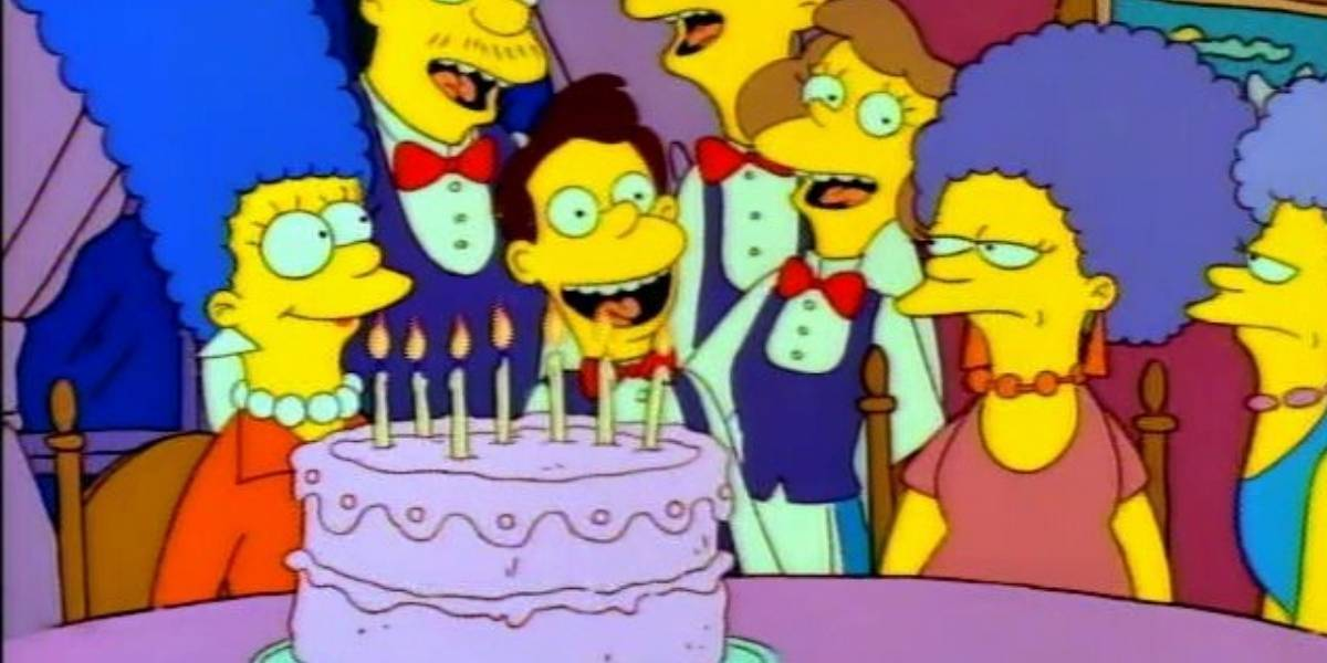 Los Simpson: este personaje cumplió 100 años en febrero