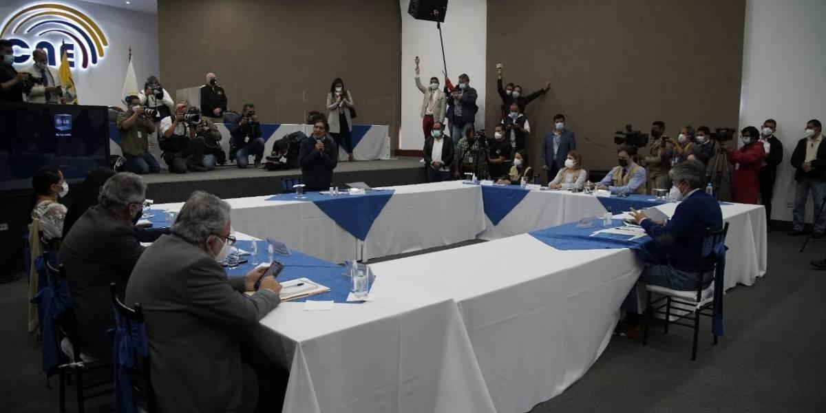 CNE revisará 100% de la votación de Guayas y la mitad de votos de 16 provincias