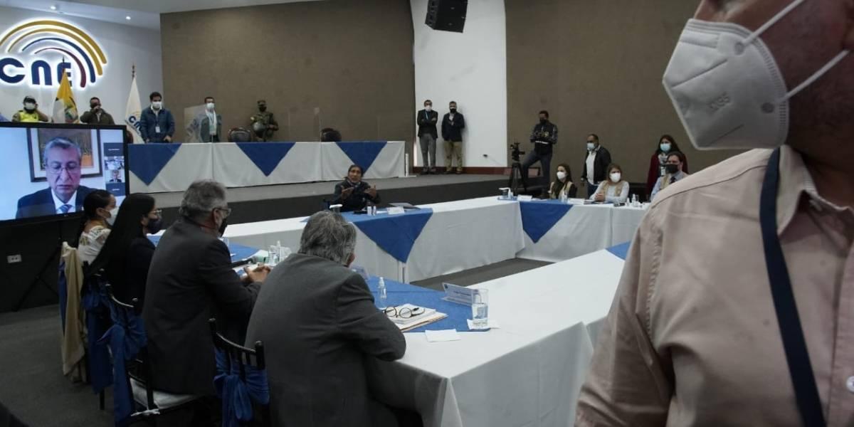CNE confirma que el acuerdo de reconteo de votos no está tambaleando y define alcance
