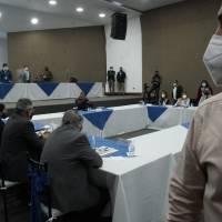 El Consejo Nacional Electoral se abstiene de aprobar el informe para el recuento de votos