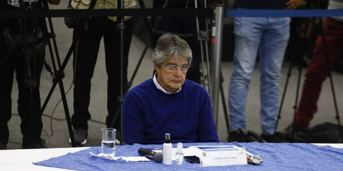 Yaku Pérez pide recuento en 24 provincias mientras que Lasso considera que solo en Guayaquil