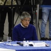 """Guillermo Lasso: """"Lo importante es que el pueblo esté conforme"""""""