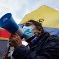 Yaku Pérez pide la suspensión de los escrutinios de todas las juntas electorales