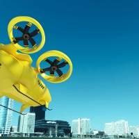 Invierten mil cien millones de dólares para tener taxis voladores en tres años más