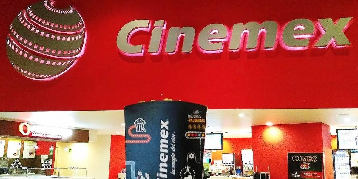 Cinemex: la situación en México los ha hecho buscar otras formas de negocio