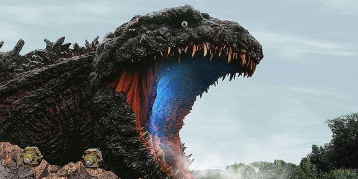 Godzilla tiene uno de los más aterradores Creepypastas jamás hechos