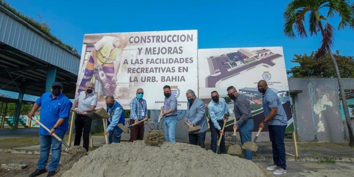 Transforman escuela abandonada en Cataño en centro comunitario