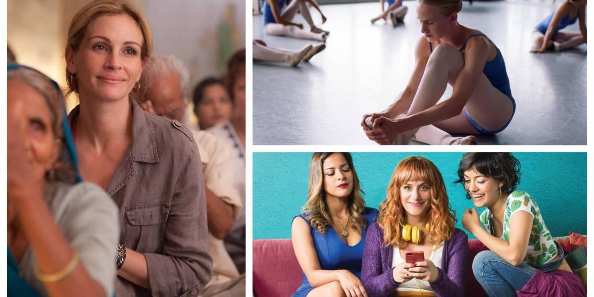 5 películas que te harán reconectarte con tu amor propio