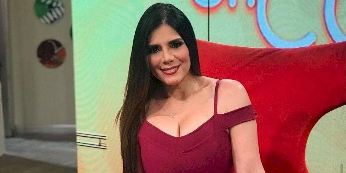 Sofía Caiche quiso hacerle una travesura a Christian Rodríguez y el remordimiento no la dejó