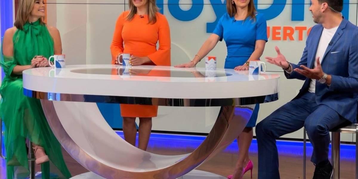 """Grenda Rivera se siente """"bendecida"""" con estreno de """"Hoy Día Puerto Rico"""""""
