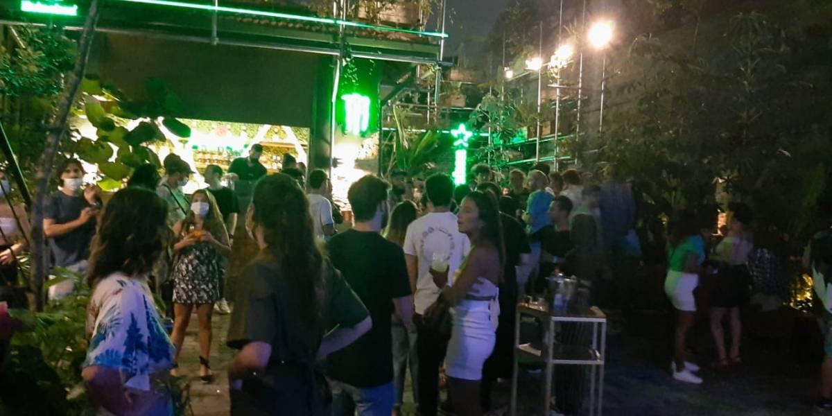 Sem Carnaval, força-tarefa autua 22 festas clandestinas em São Paulo