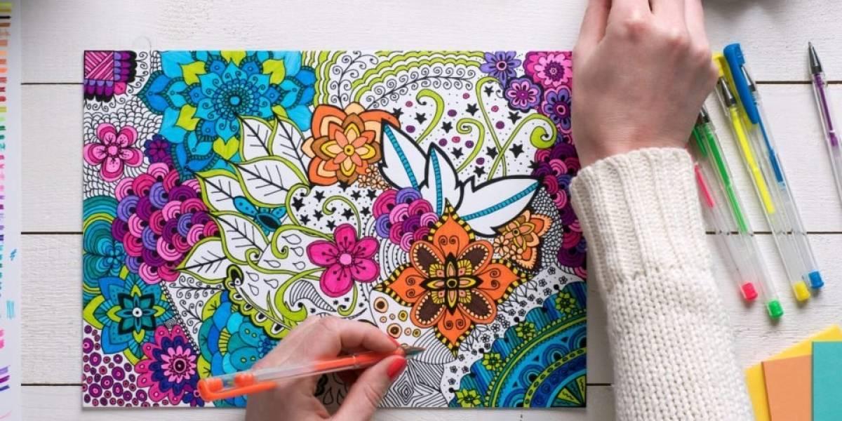 10 títulos curiosos para quem gosta de colorir os livros antiestresse para adultos