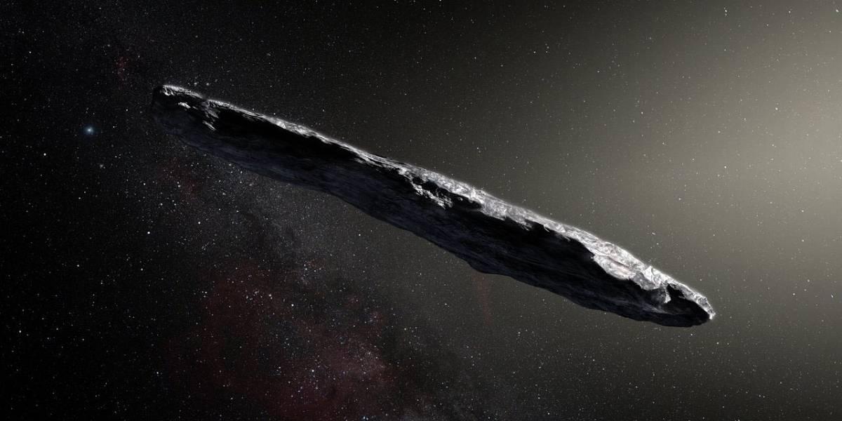 'Oumuamua': origem de objeto interestelar tem sido contestada por cientistas