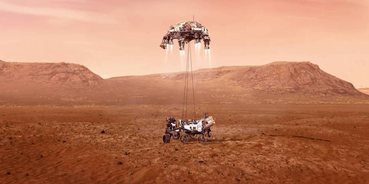 Interactúa con la NASA mientras se ejecuta el ingreso del Perseverance rover siguiendo estos sencillos pasos