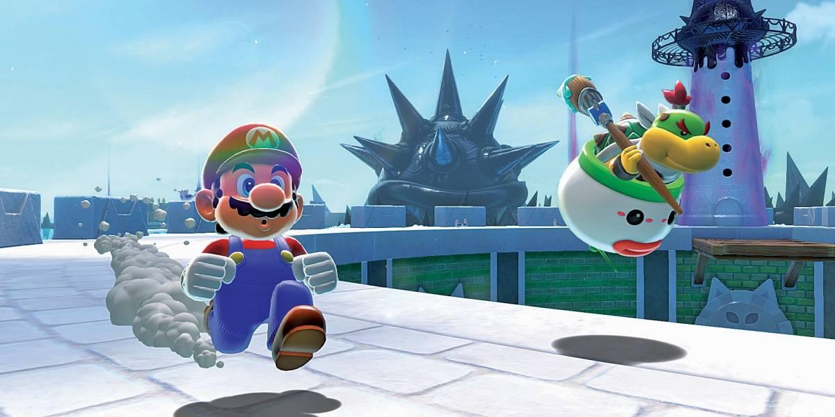 Agora no Switch, 'Super Mario 3D World' ganha nova chance de brilhar