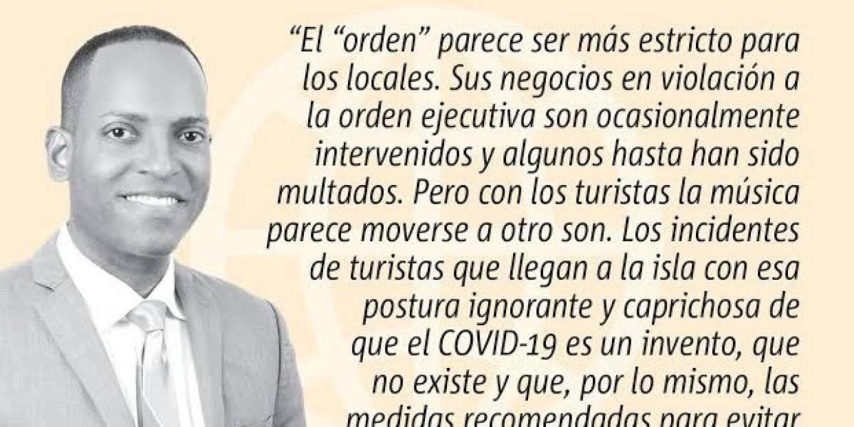 Opinión de Julio Rivera Saniel: Ninguna ley. Ningún orden