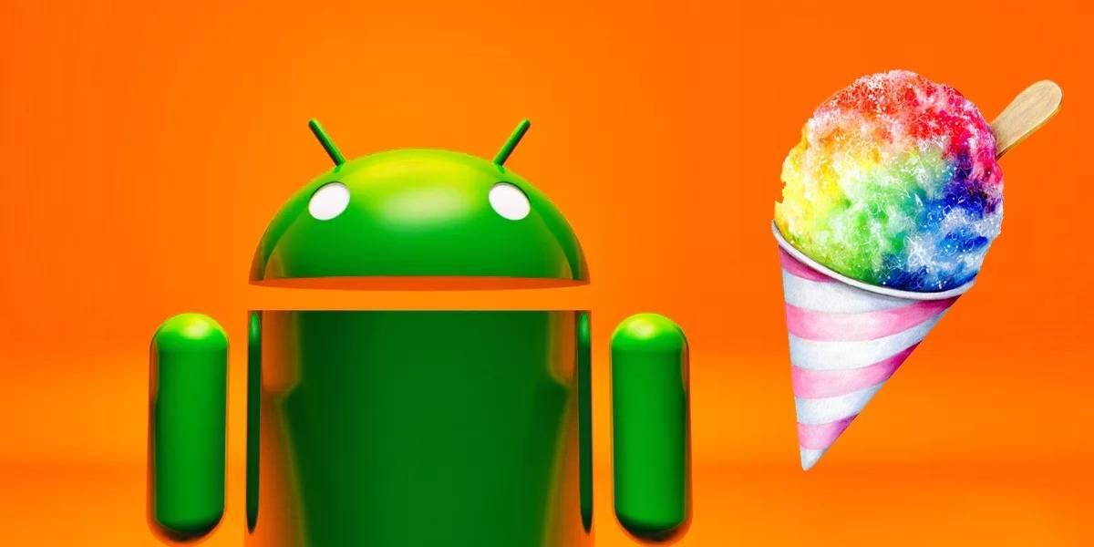 Android 12 filtra su nombre oficial y alude a un postre que a nadie le gusta