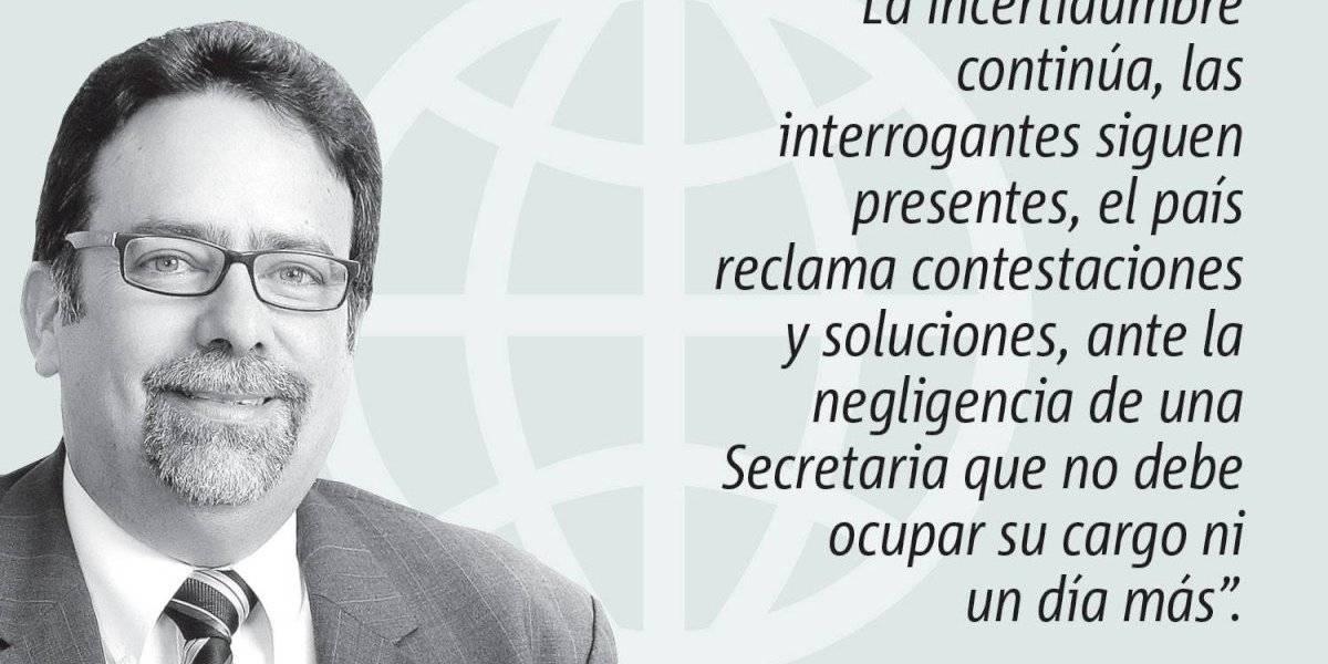 Opinión de Denis Márquez: La Incertidumbre Continúa
