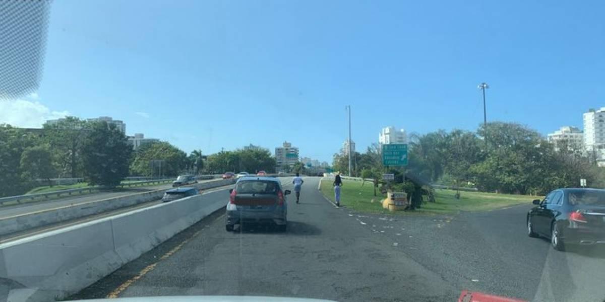 """Policía asegura que """"por las carreteras no pueden transitar esas scooter"""""""