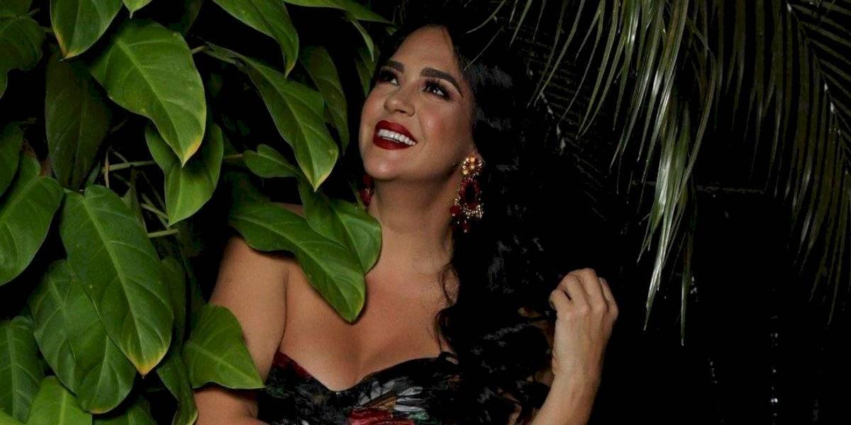Flor María Palomeque hace viajar a su amor en el tiempo con esta foto